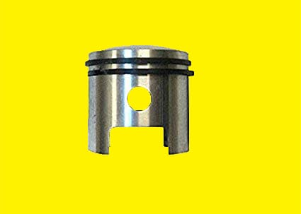 Internal Combustion Engine Piston and Piston Rings
