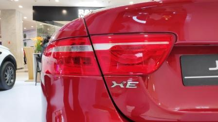 XE Tail light and Badge