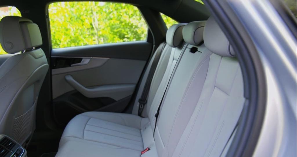 Audi A4 Rear Seat