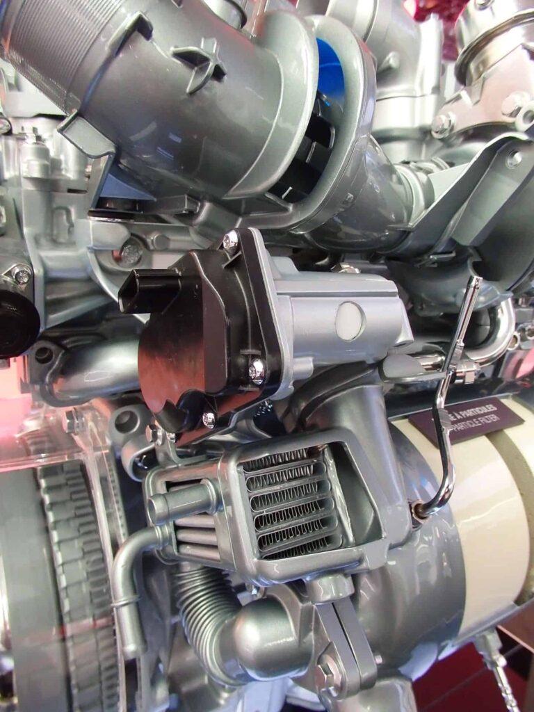 Exhaust Gas Recirculation Automotive Technology