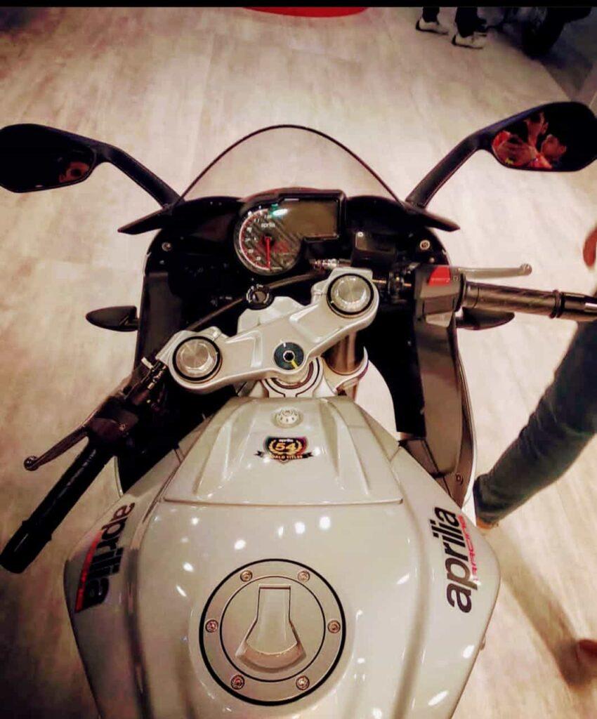 Aprilia RS 150 bike images