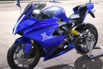 Emflux one| India's first electric superbike
