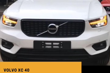 Volvo xc 40 is vovlo small suv comes with lots of futuristic features . The price range of this suv is from 38 lakhs to 43 lakhs approx.
