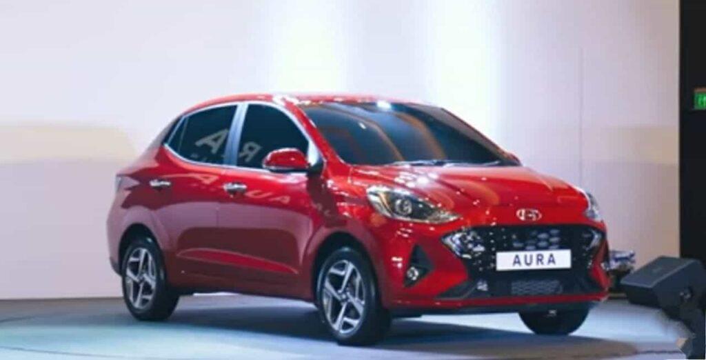 The All-New Hyundai Aura