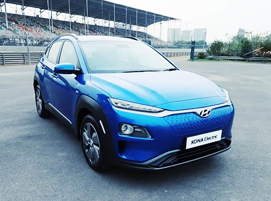 Hyundai Kona Electric: India's First Electric SUV