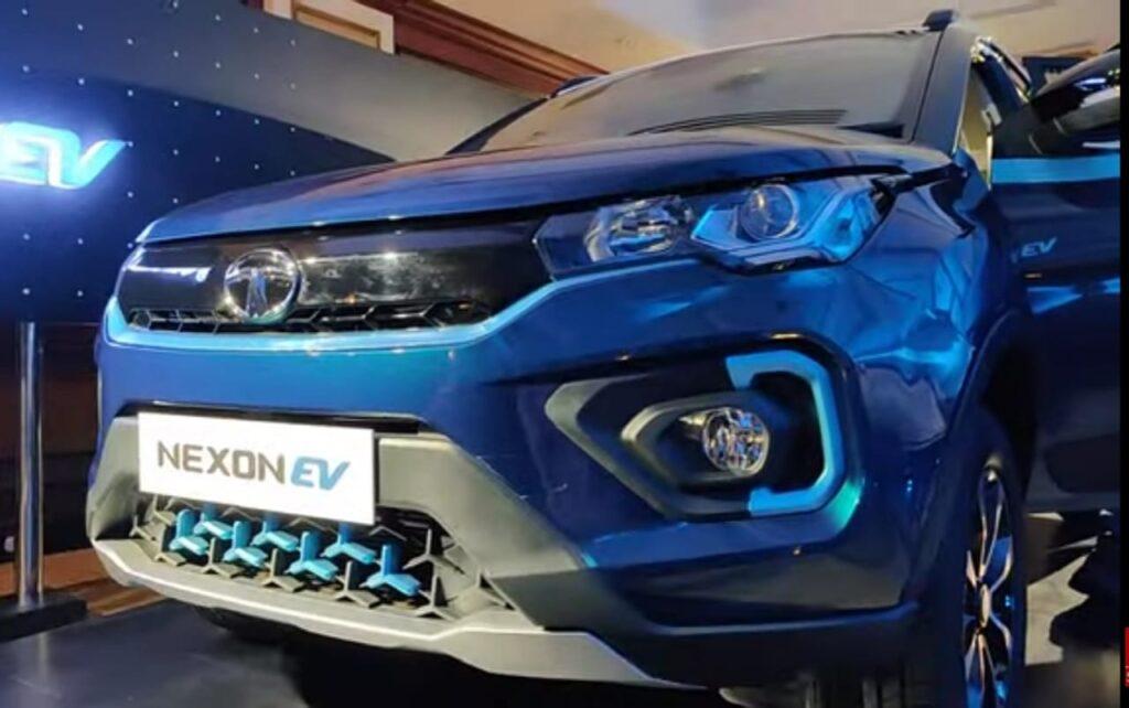 Tata Nexon EV in India