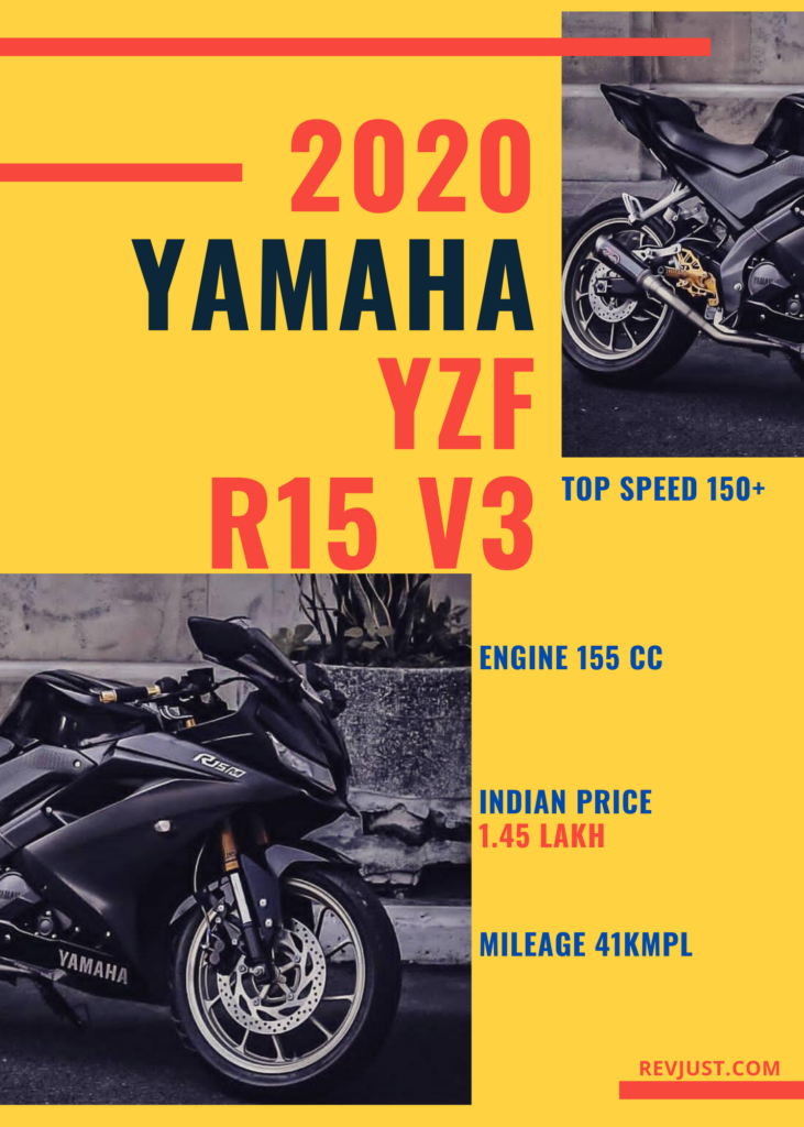 Yamaha YzF R15 BS6 Top speed, price in India, mileage r15 black,