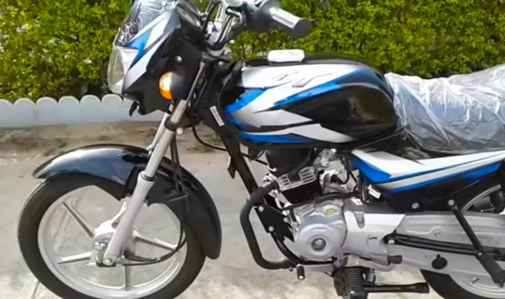Bajaj CT100 KS alloy