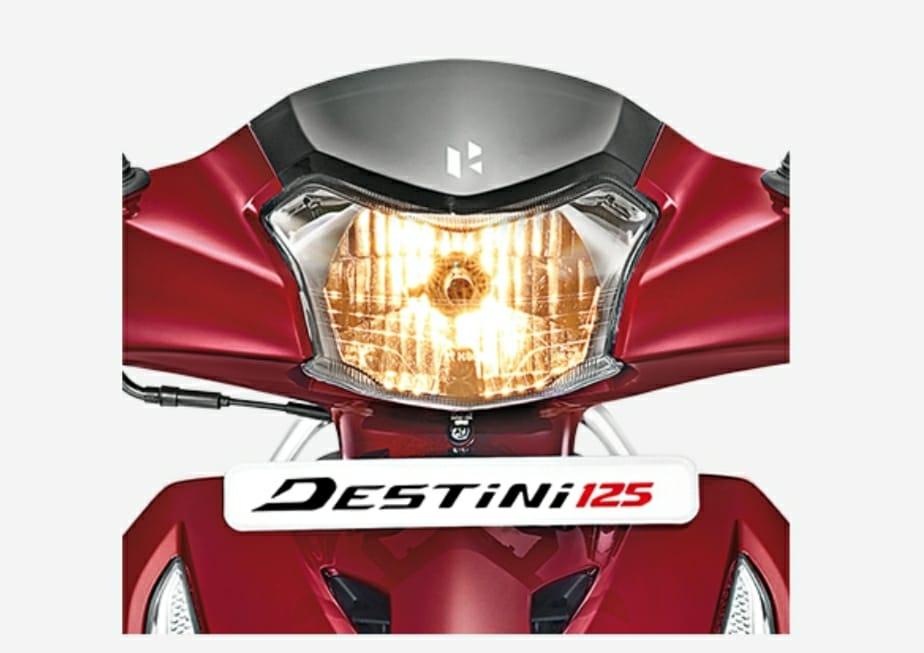 Images Headlamps of destini 125