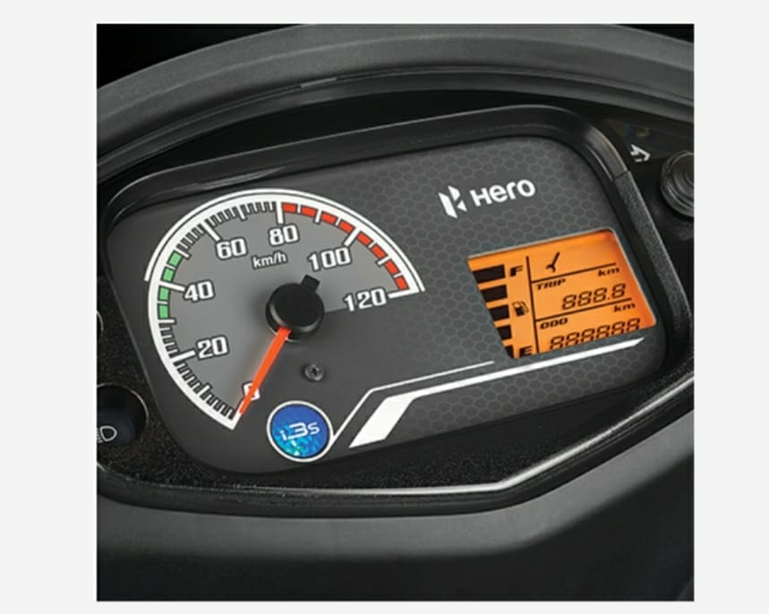 images Hero Destini 125 Digital Analog combo Meter console