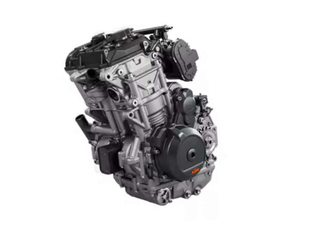 KTM 890 Duke R engine