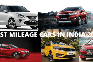 BEST MILEAGE CARS IN INDIA 2020