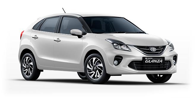 Mileage of Toyota Glanza