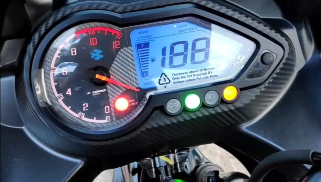 Bajaj Pulsar 180F Speedometer