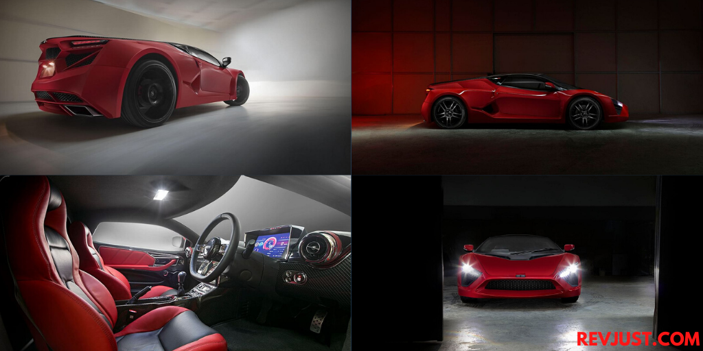 DC Avanti electric Ev images features, India first electric sports car