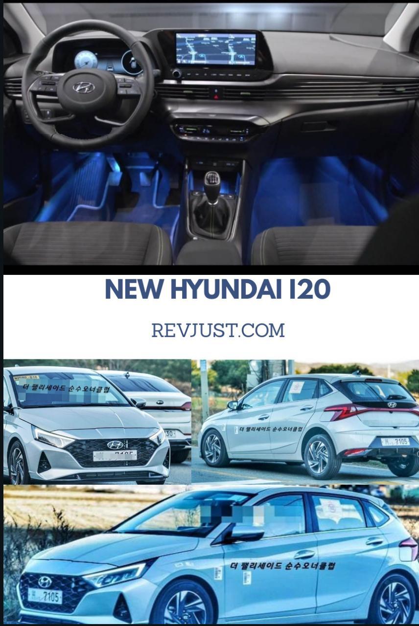 Upcoming Hyundai i20 2020 image