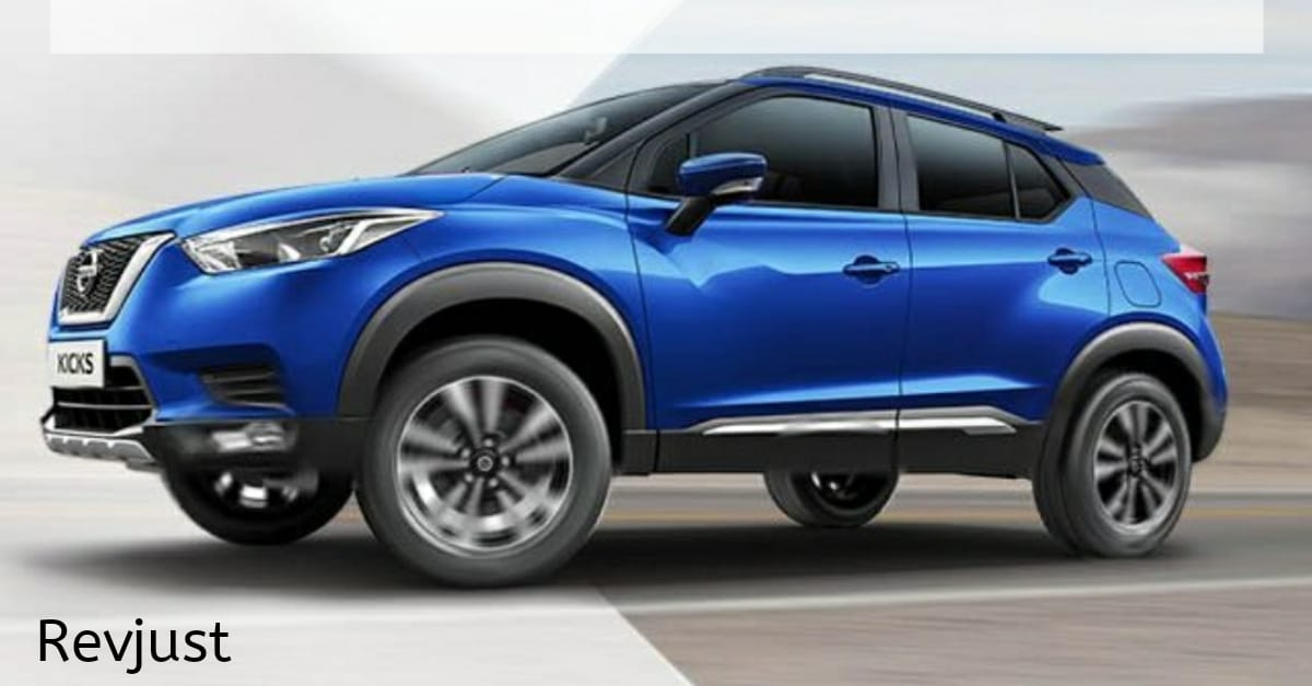 2020 Nissan Kicks open booking in India.