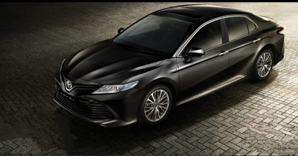 All New BS6 Toyota Camry launched in india. This is the 4 generation Camry with lots of safety features and made on the new platform.