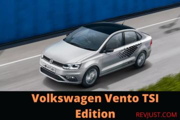 Volkswagen Vento TSI Edition