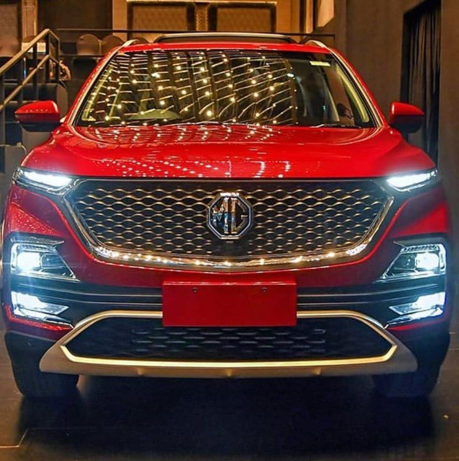 MG hector best suv under 15 lakh in India 2020