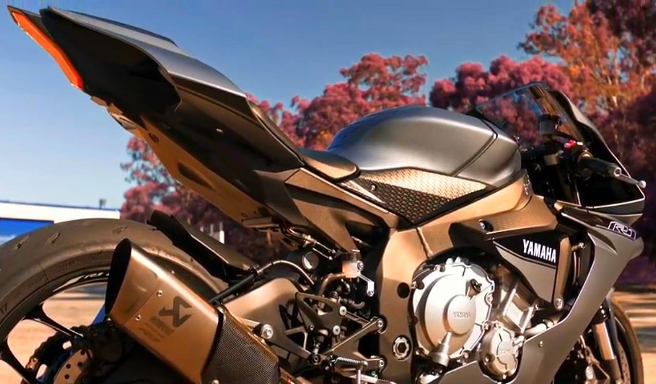 The All-New Yamaha YZF R1