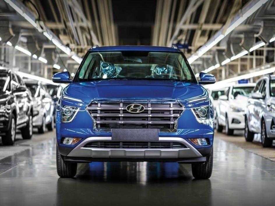 2020 Hyundai Creta best selling car of May 20202