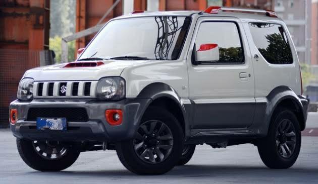 Upcoming SUV Maruti Suzuki JIMNY 2020