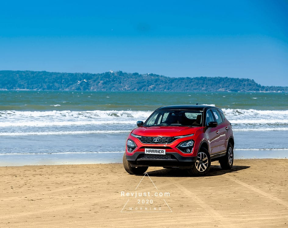 The ALL-NEW TATA HARRIER 2020