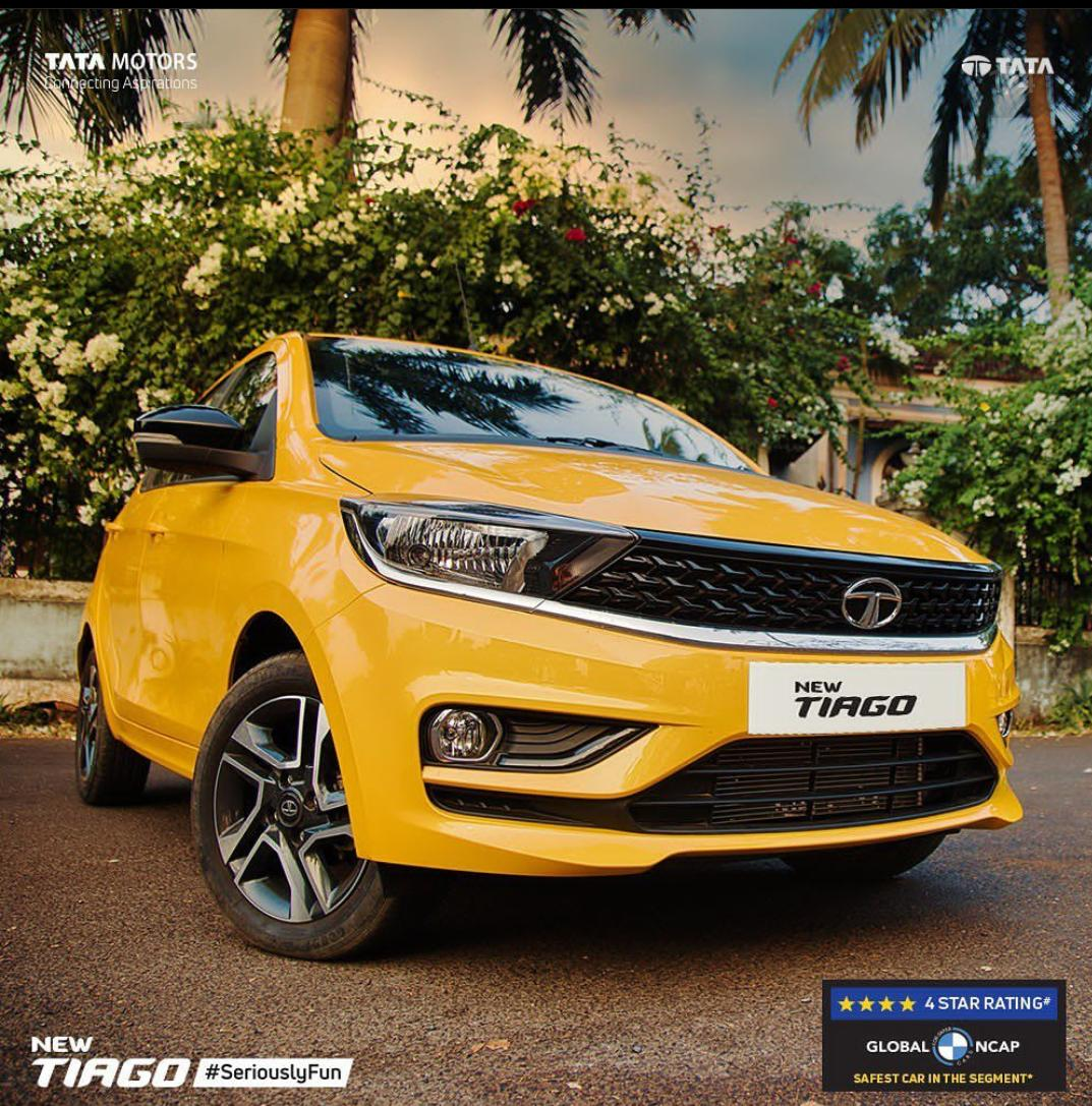 New Tata TIAGO