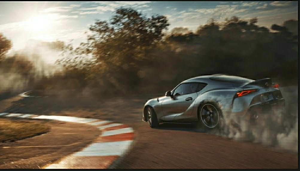 All New Toyota GR Supra the legend reborn and better than before.