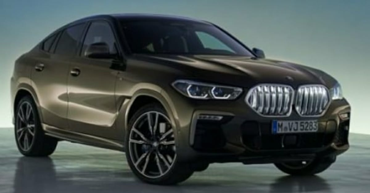 2020 BMW X6 launched in India at rs 90 Lakhs