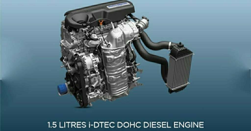 2020 Honda City Diesel Engine.