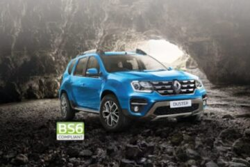 2020 Renault Duster with BS6 compliant