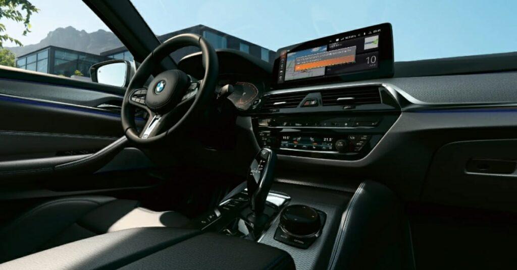 Digital Car key technology for BMW.