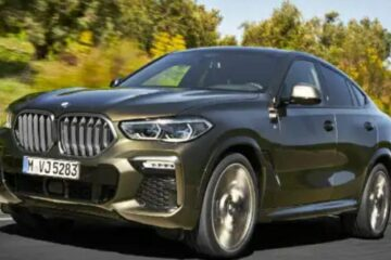 This is the third genearation BMW X6 launch in India today 11june 2020.