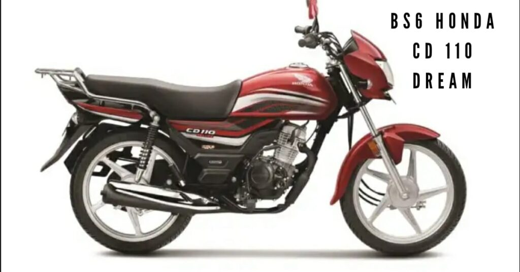 This is all new BS6 Honda CD 110 Dream with new graphics and this is the Cheapest bike in BS6 variant by honda.