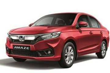 Honda Amaze with all variants of petrol and diesel offering the amount up to Rs 32,000. All these Offers Available for the Petrol and Diesel BS6 Engine Variants.