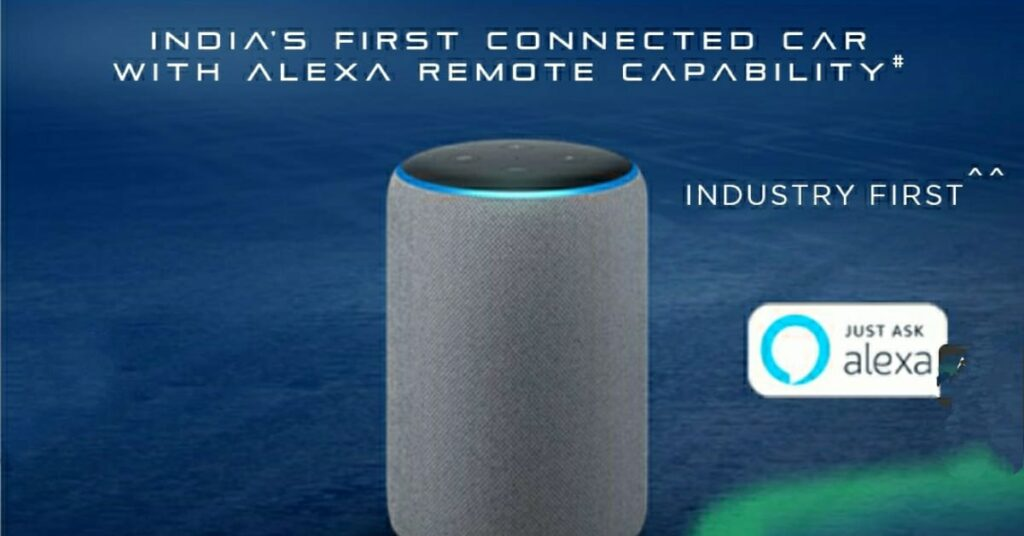 5th Generation Honda City India's First connected car with Alexa remote capability