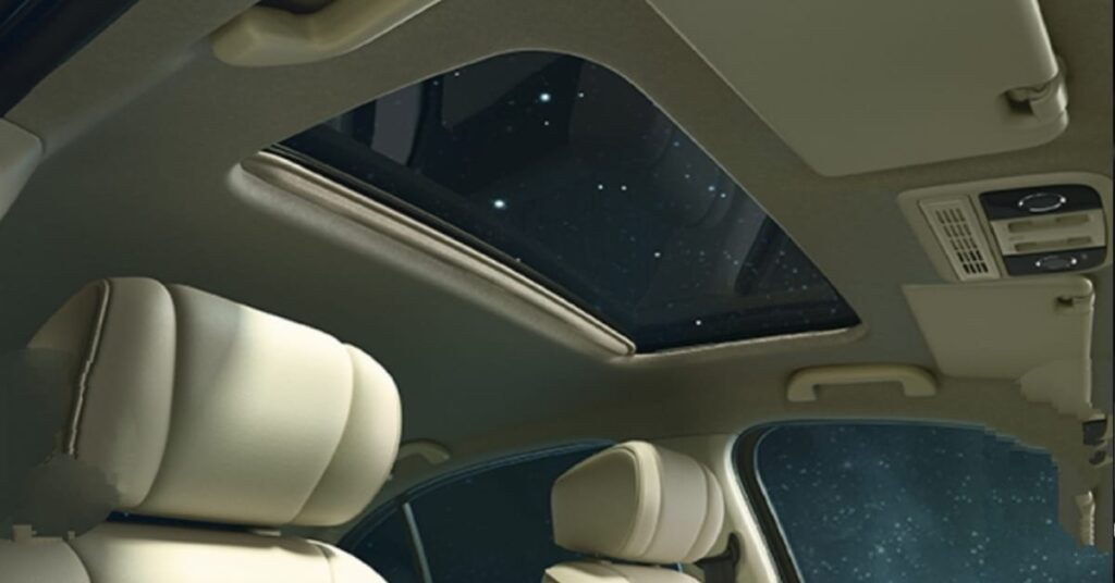 One touch roof in 2020 Honda City