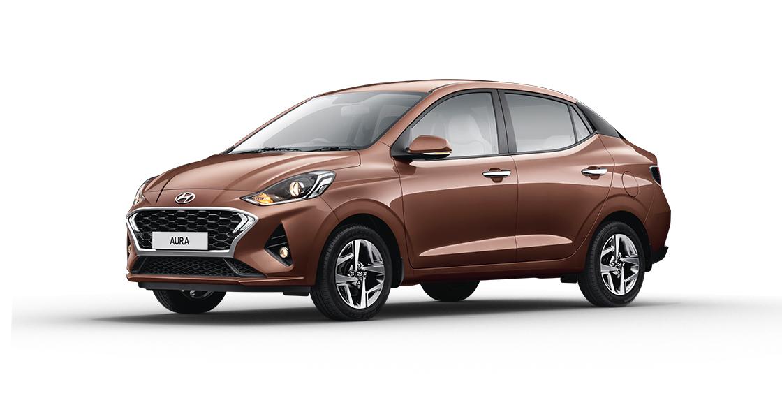 New Hyundai Aura