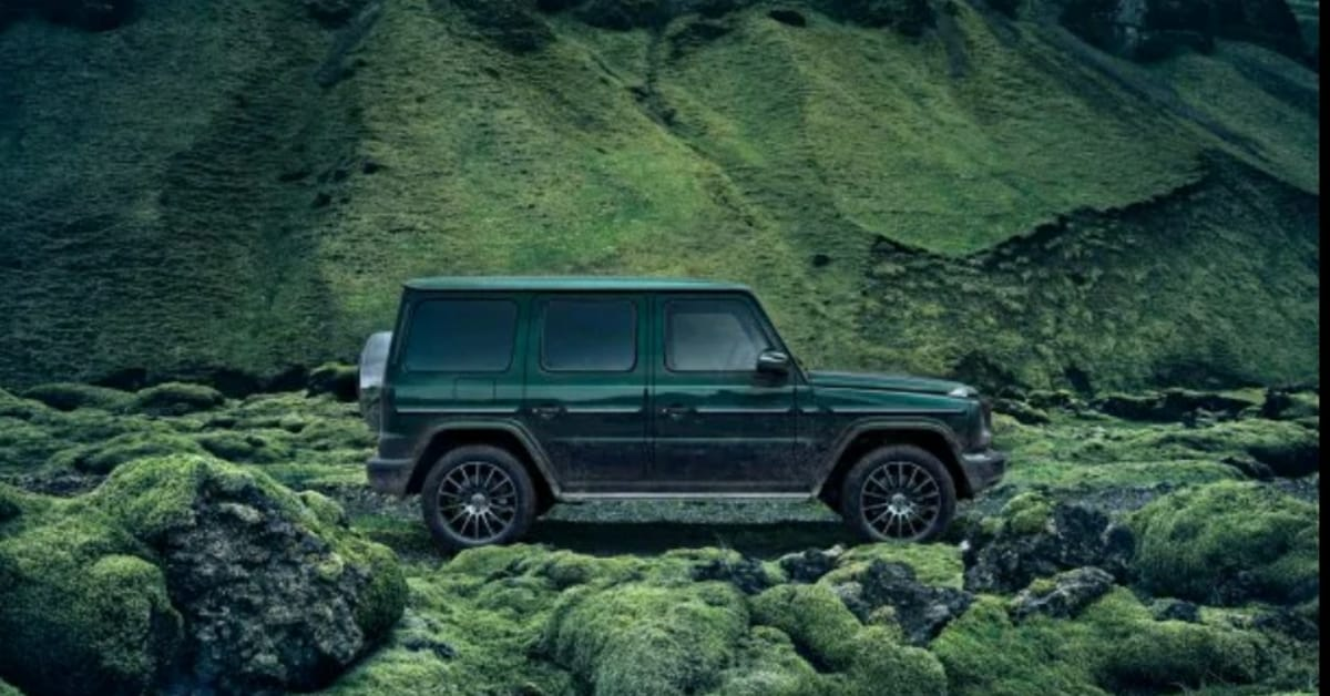 All-New Mercedes Benz G-Class