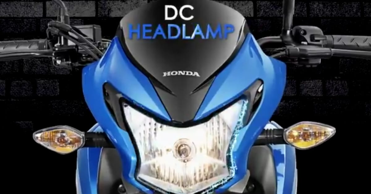 The All-New Honda Livo DC Headlamps