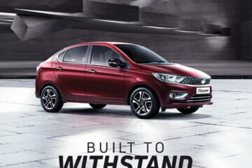 Tata Tigor - India's safest Sedan