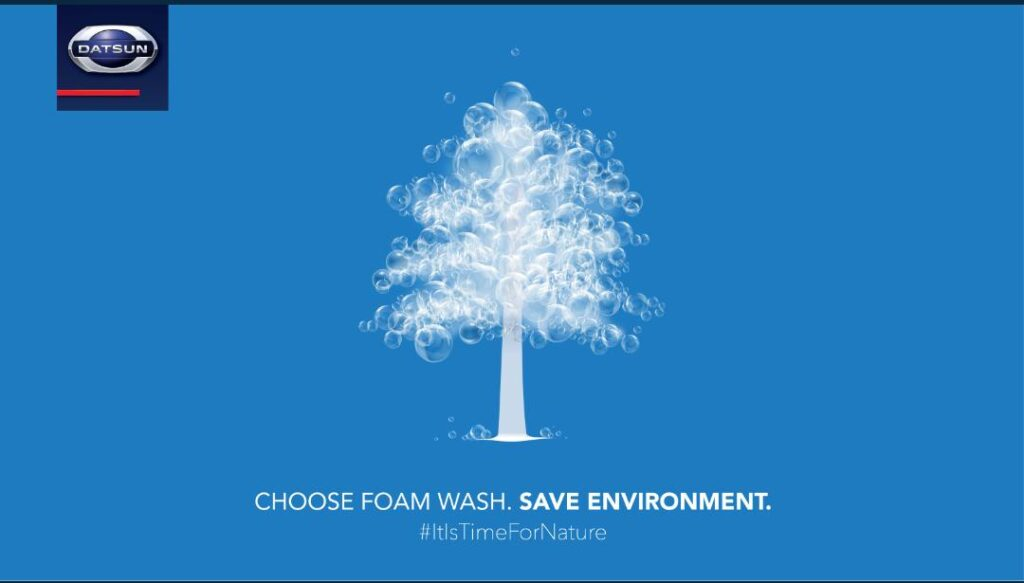 Datsun celebrates World Environment Day 2020