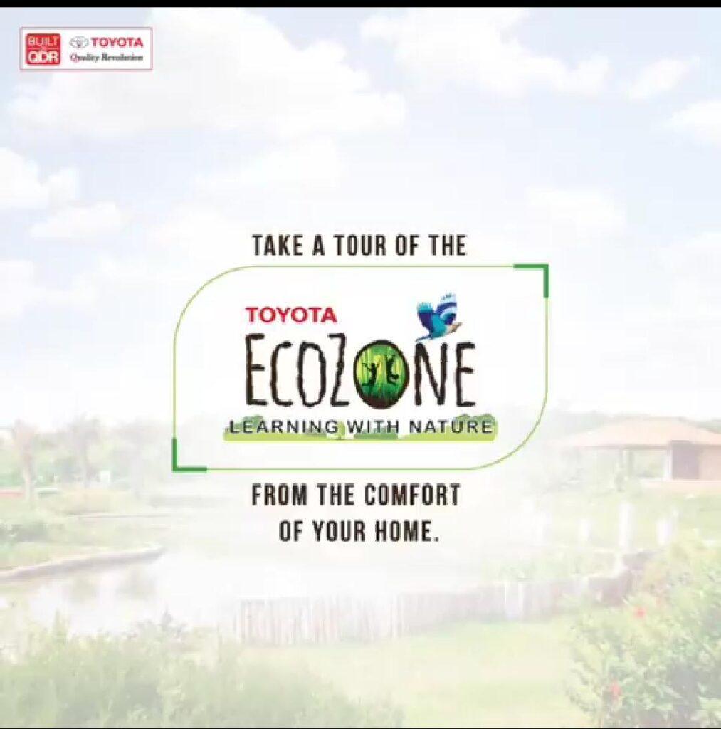 Toyota celebrates World Environment Day 2020