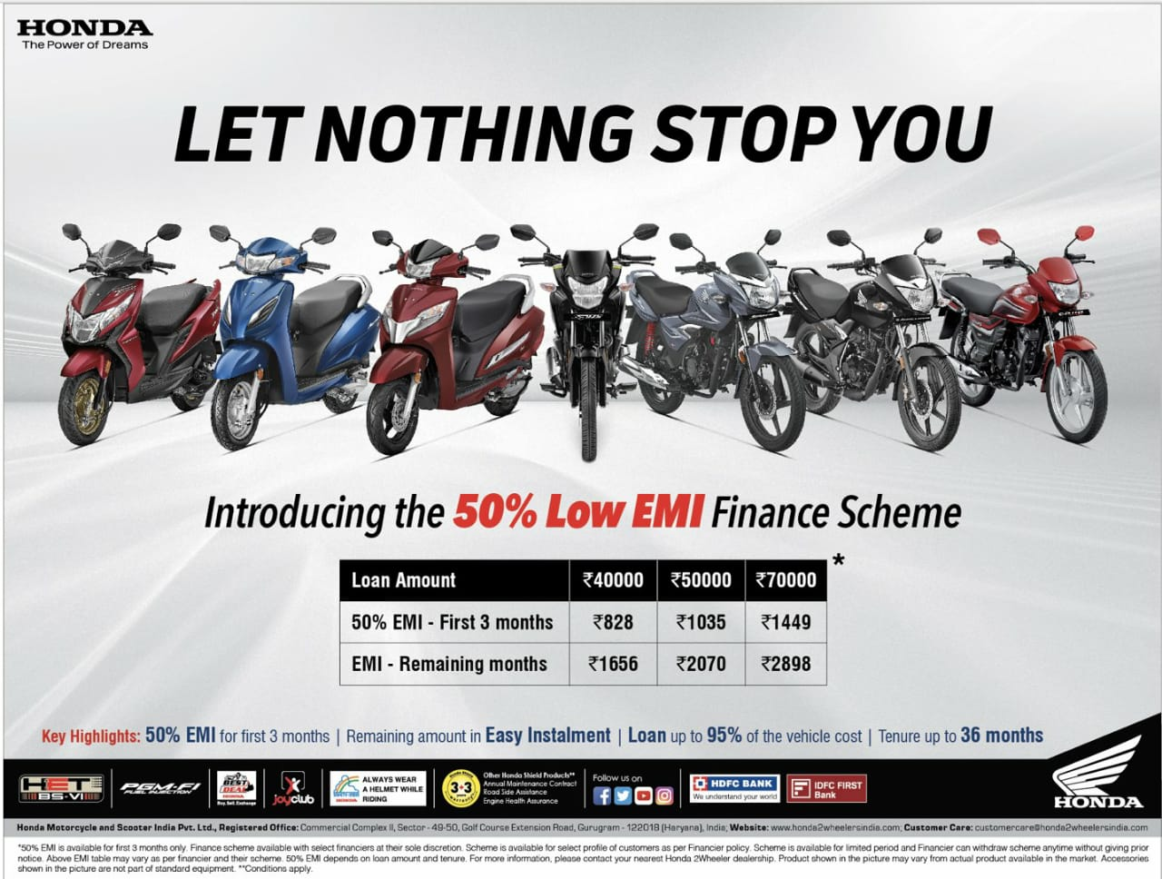 Honda Online purchase portal is launched