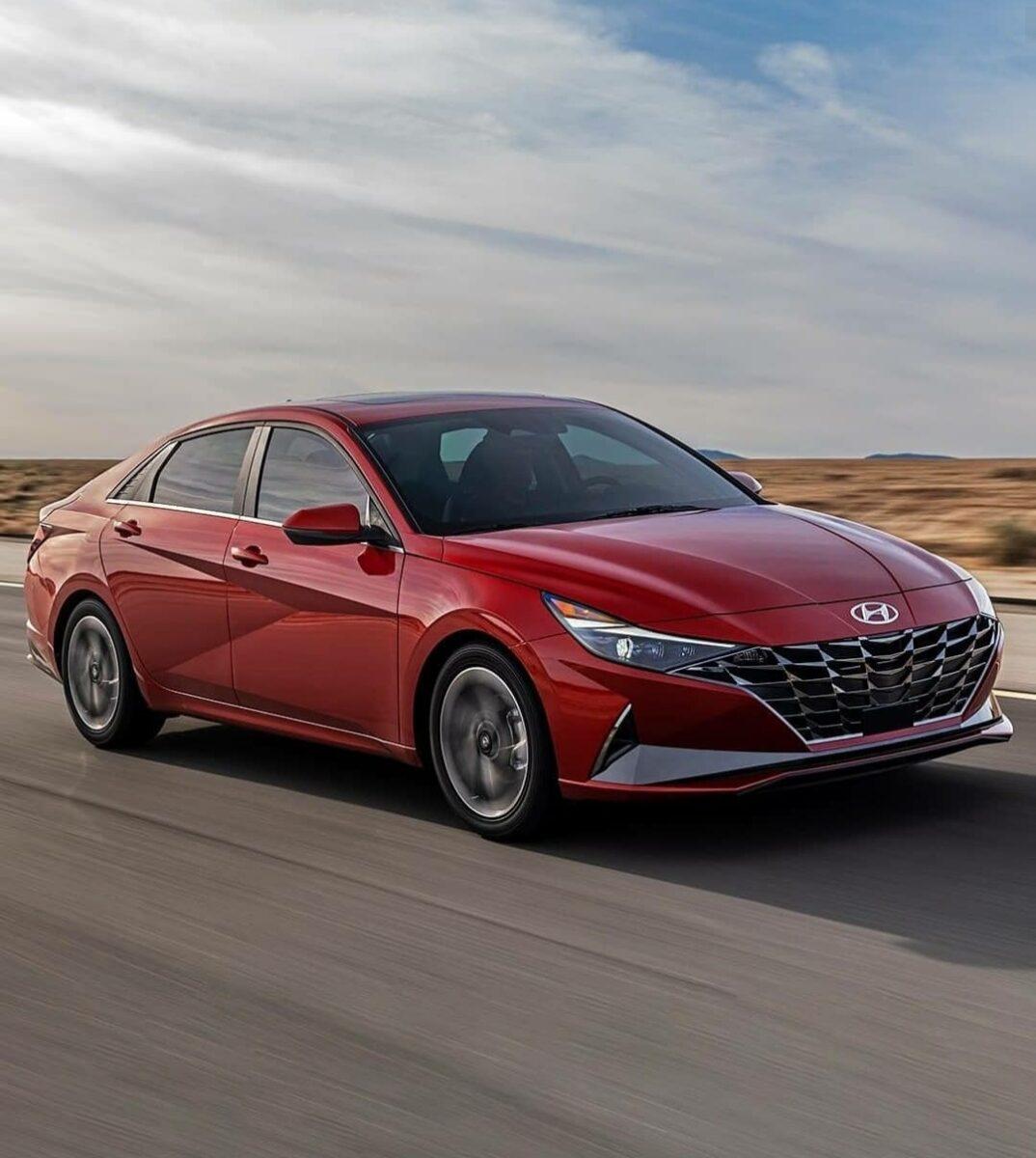 2020 Hyundai Elantra BS6