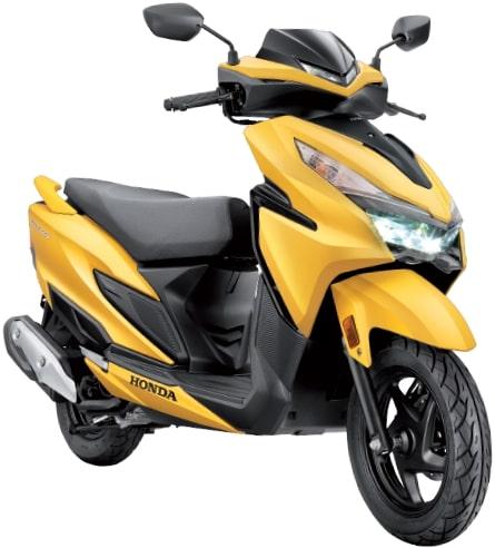 ALL-New Honda Grazia BS 6