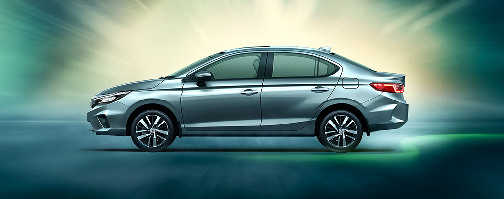 All-New Honda city 2020 first look