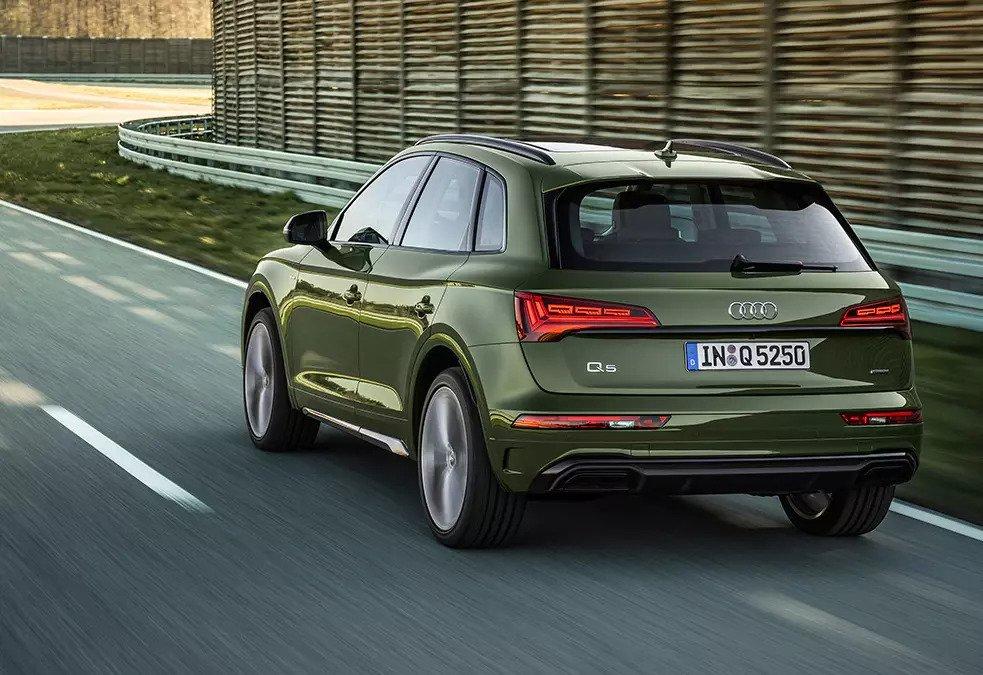 Audi Q5 Facelift unveiled